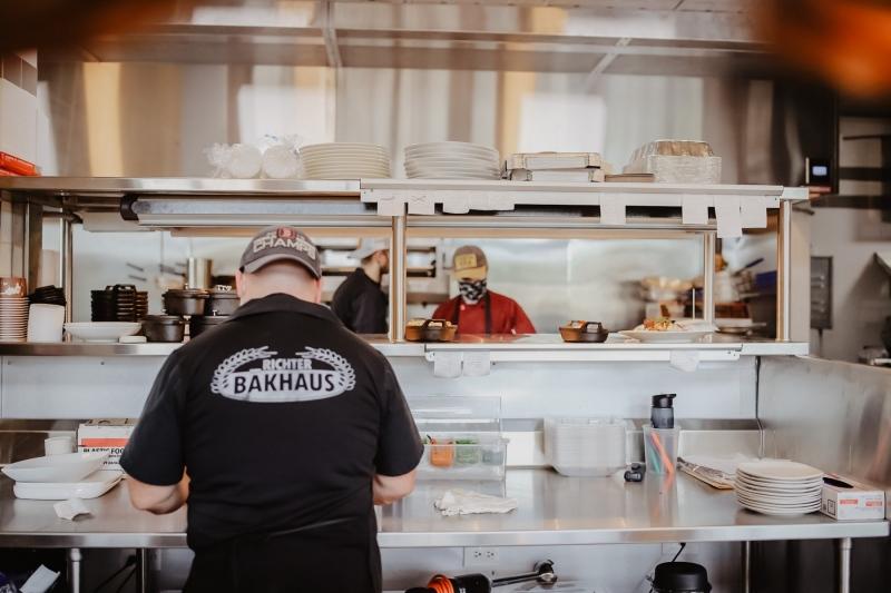 Richter Tavern - Boerne Restaurant